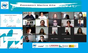 Segunda reunión Comité Passaport Marina Alta