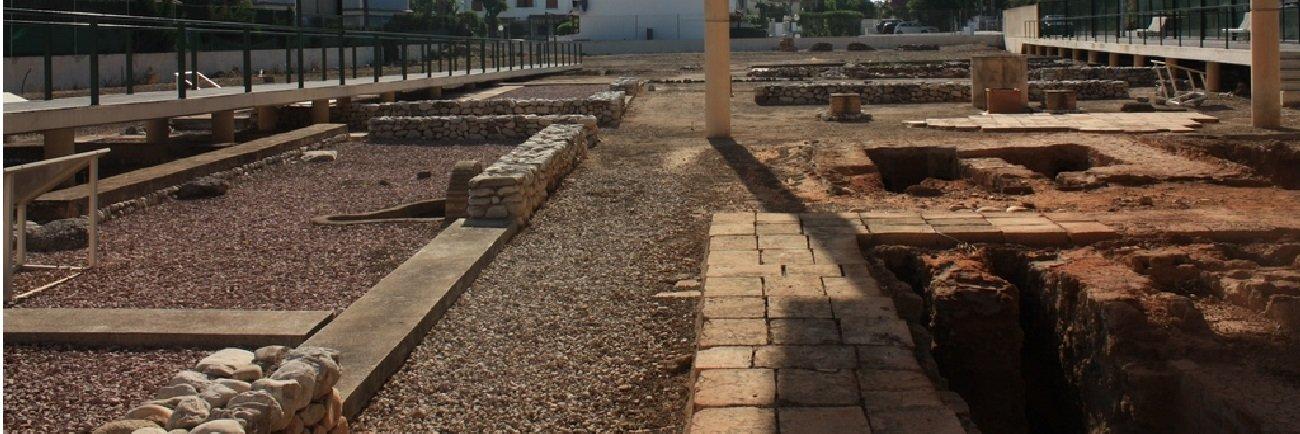 Yacimiento Arqueológico Almadrava