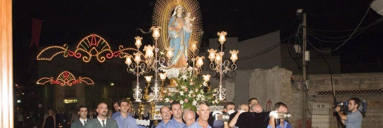 Fiestas patronales Mare de Deu del Roser