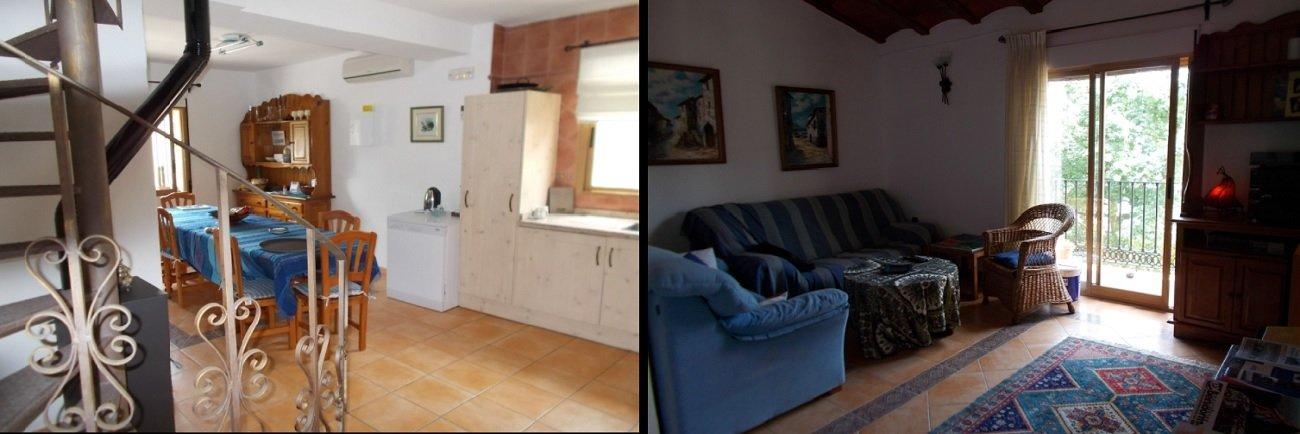 Alojamiento Casa Rural El Parralet