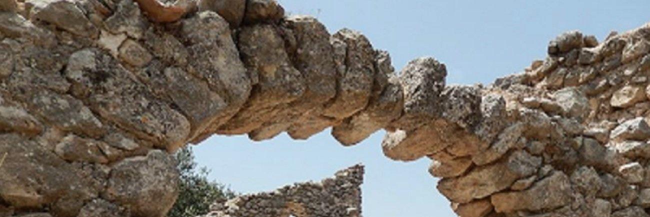 Asentamientos moriscos Vall d'Alcalà