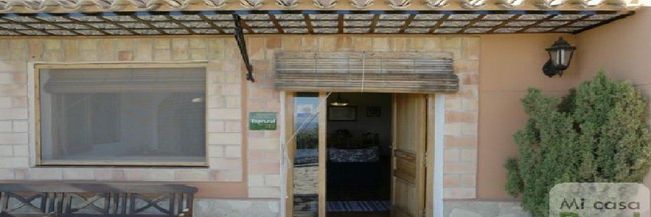 Barbacoa Casa Rural Terranova