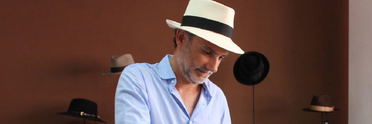 Elaboración Artesanal Sombreros Signes Panamá 100% Paja-Toquilla
