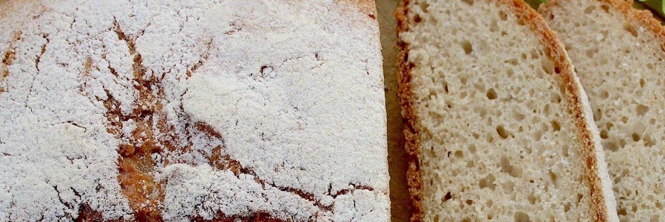 Pan ecológico en Obrador la Sana