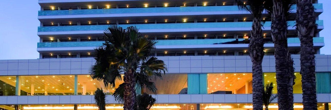 Alojamiento en hotel Diamante Beach