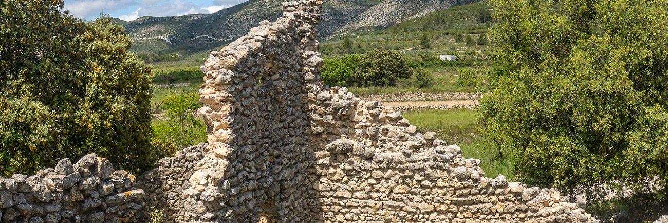 Asentamientos moriscos Vall de Alcalà