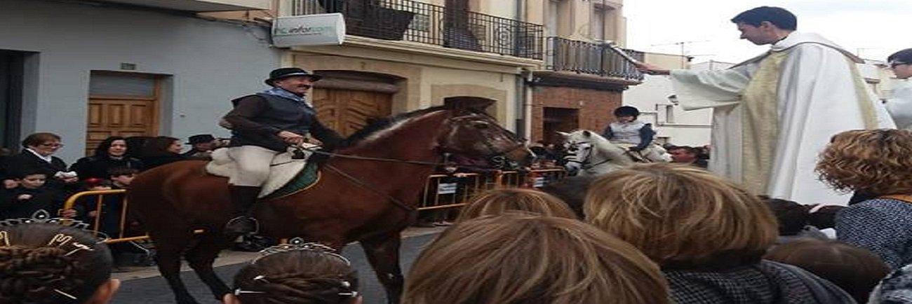 Fiestas San Antonio Gata de Gorgos
