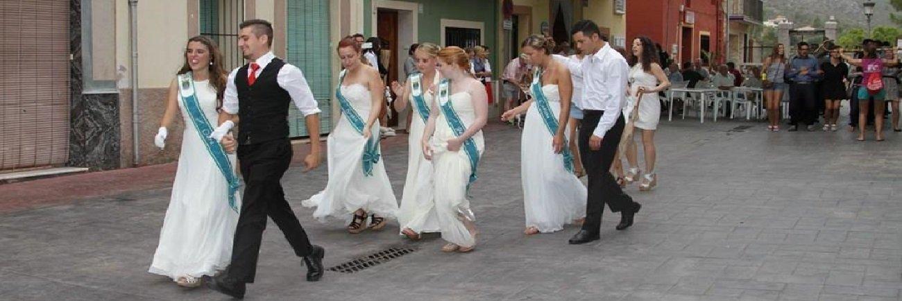 Fiestas Patronales de Benigembla
