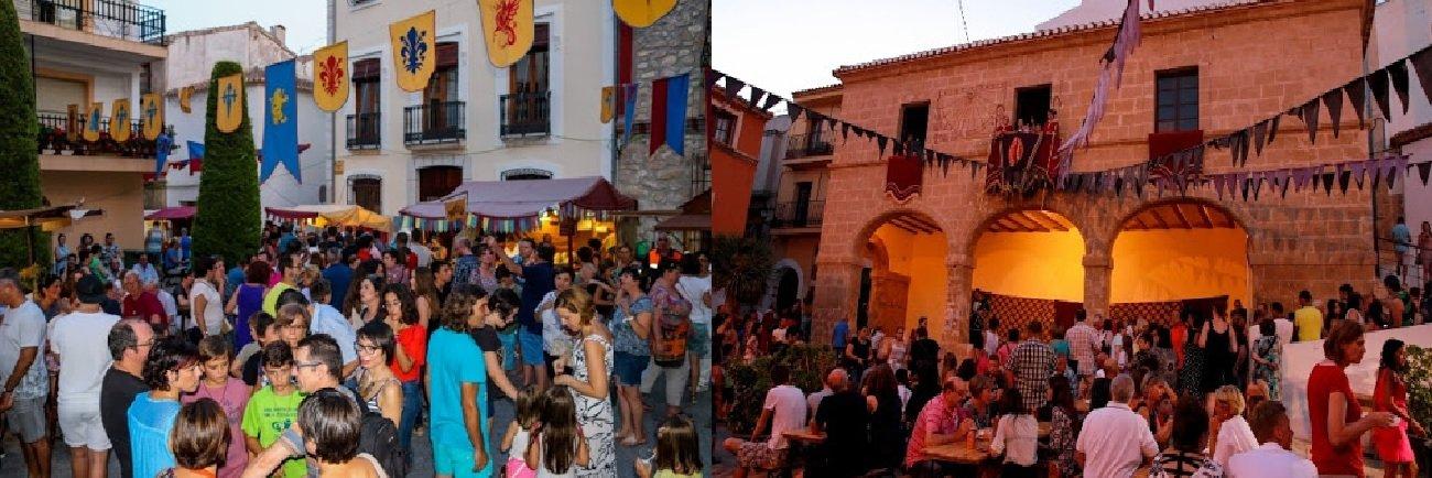 Mercado Medieval Teulada