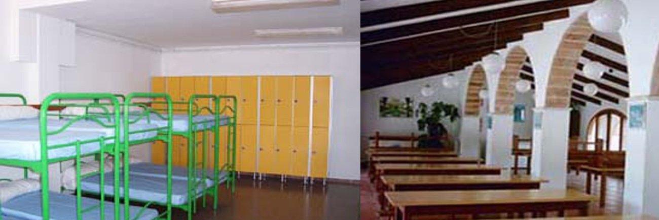 Alojamiento Albergue juvenil Abargues