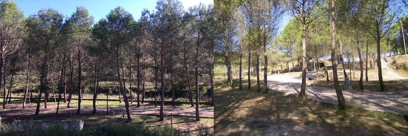 Alojamiento zona de acampada La Vall d'Ebo
