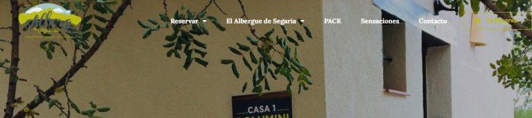 Albergue Segaria