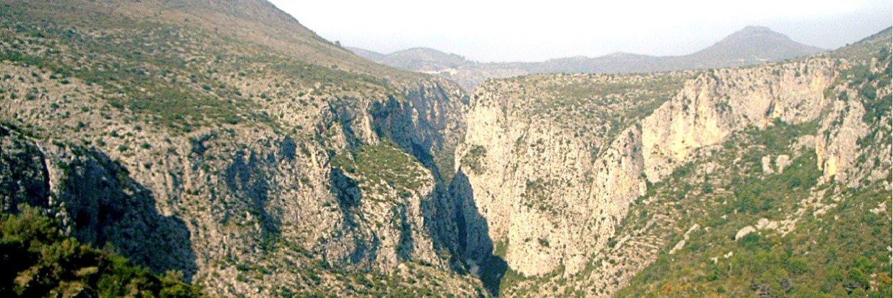 Barranc de L'Infern