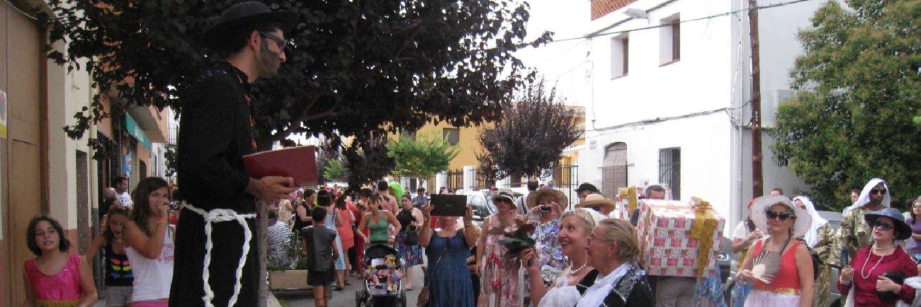 Fiestas patronales de Vall d'Ebo