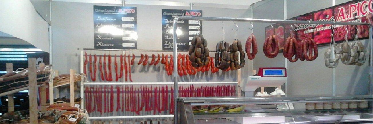 Embutidos caseros Carnicería Alberto Picó