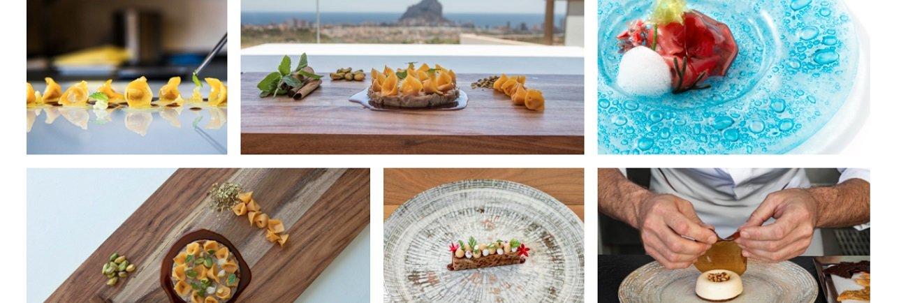 Cocina de autor / Michelin Restaurante Orobianco