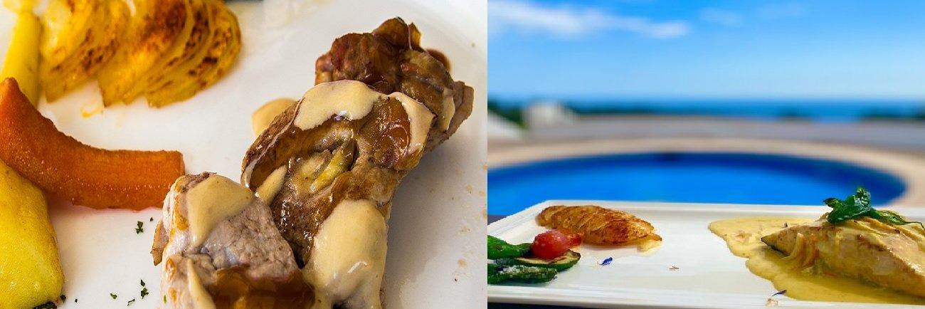 Cocina autóctona Restaurante La Cumbre