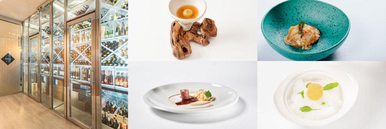 Cocina de autor / Michelin Audrey's