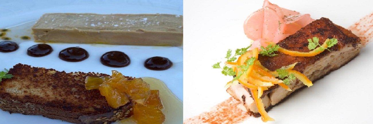 Cocina internacional Restaurante Casa del Maco