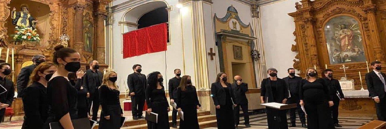 Música Sacra a la Rectoria