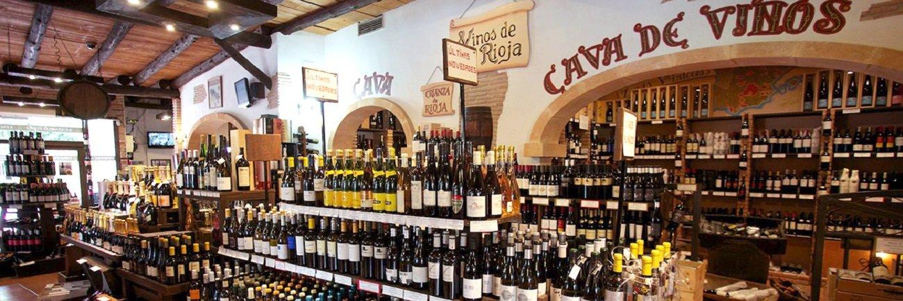 Venta de vinos y licores Vinoteca a Catarlo Todo