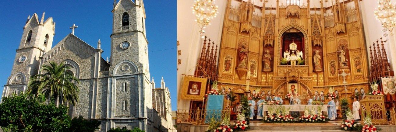 Iglesia Purísima Xiqueta