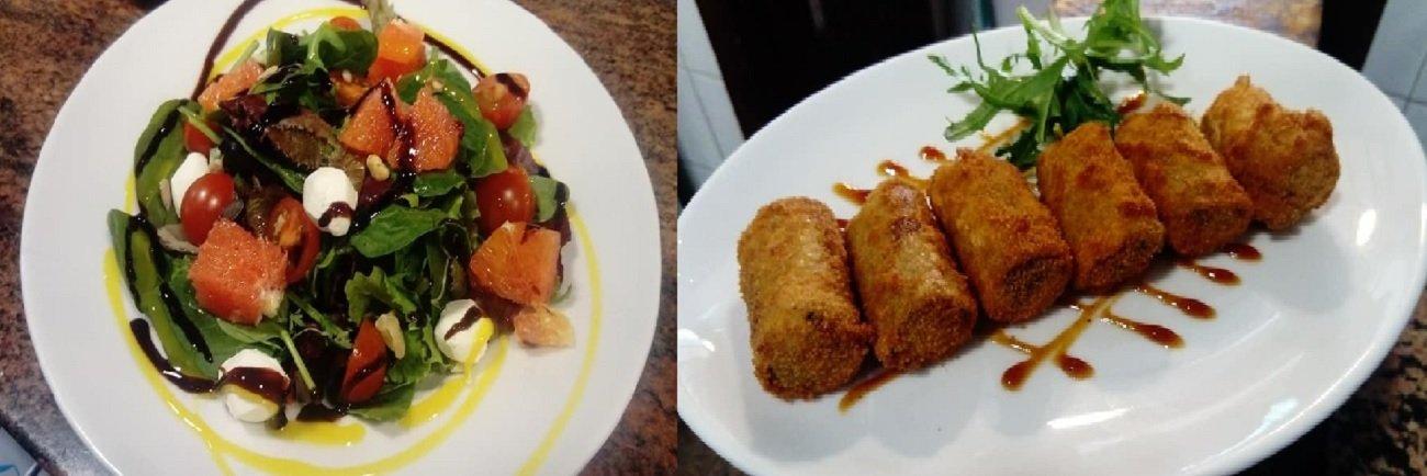 Comida autoctona Restaurante Merescal