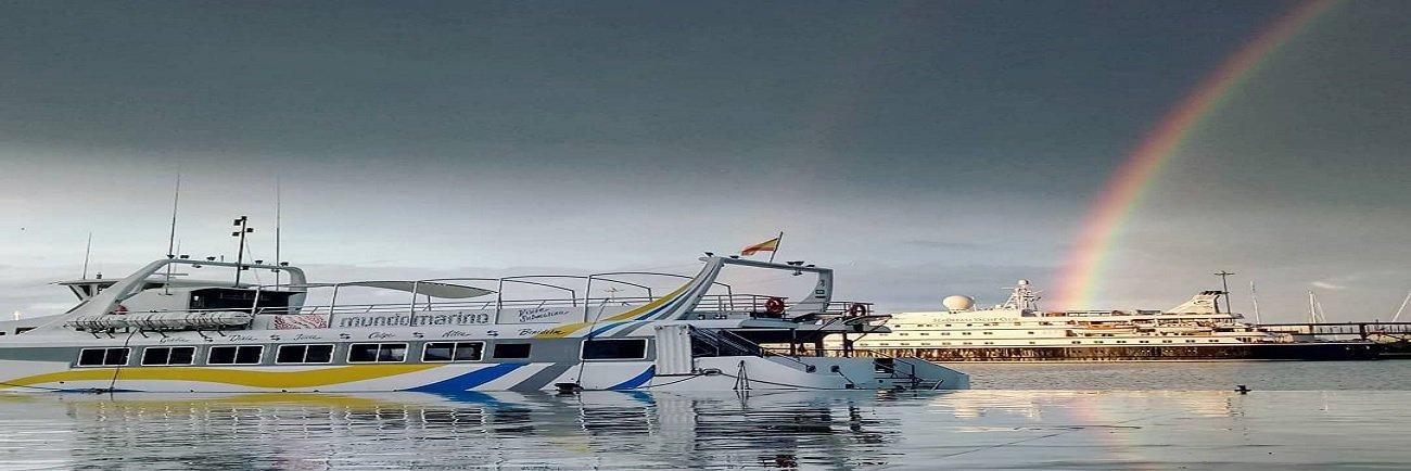 Mini crucero Mundo Marino