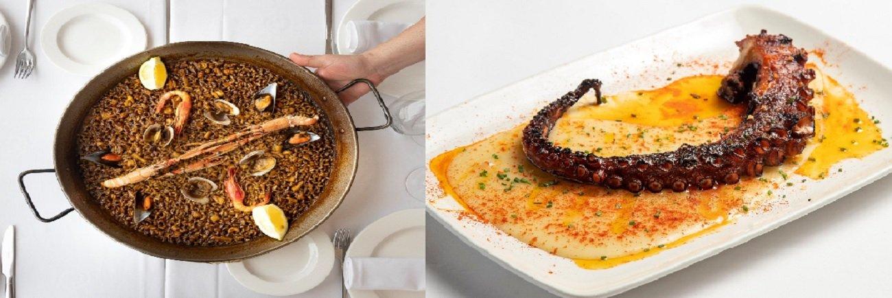 Cocina autóctona Restaurante Noray