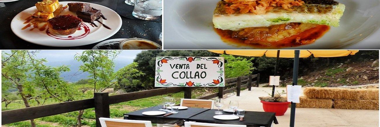 Cocina autóctona Venta del Collao
