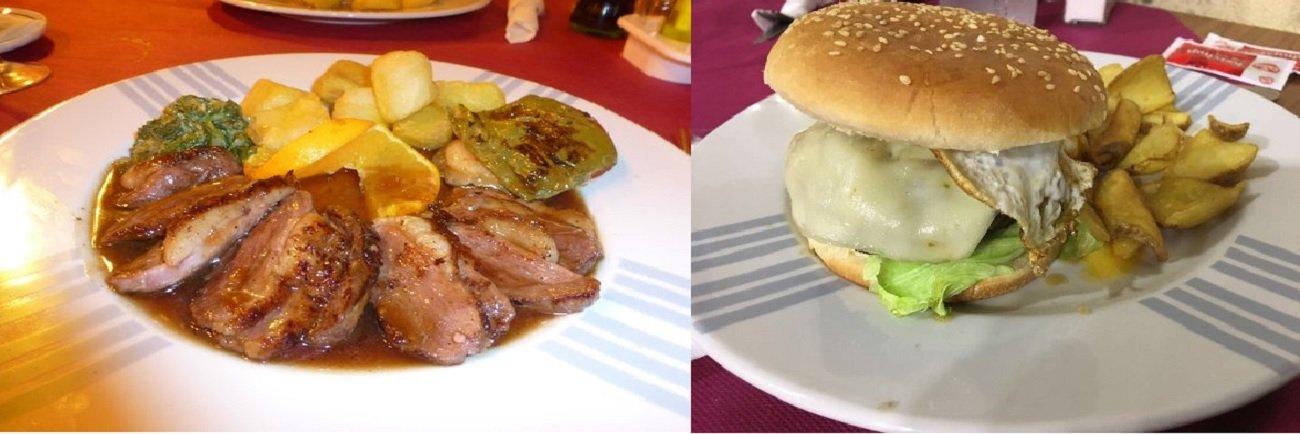 Cocina autóctona Bar la Torre (Casa Jaume)