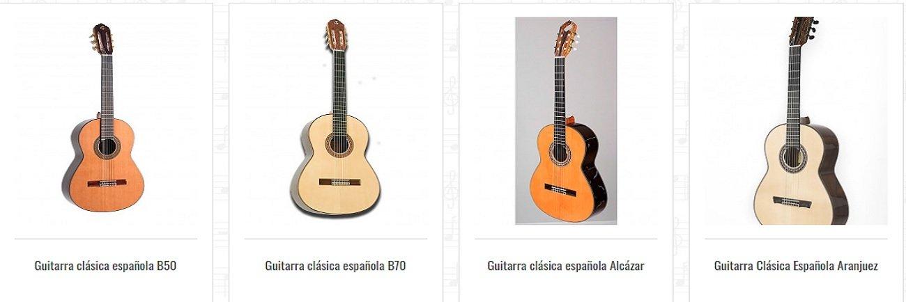 Fabricación de guitarras Bros