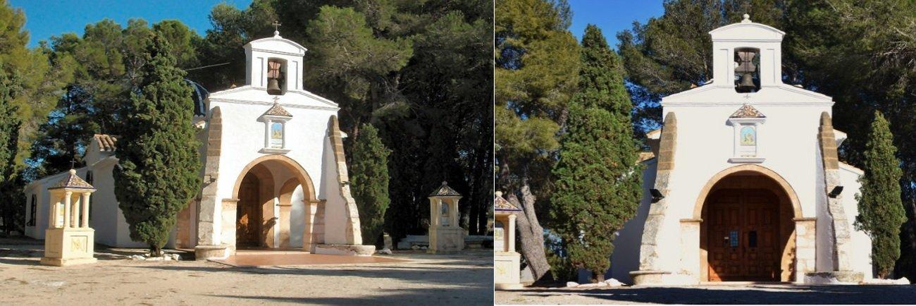 Ermita Santísimo Cristo del Calvario