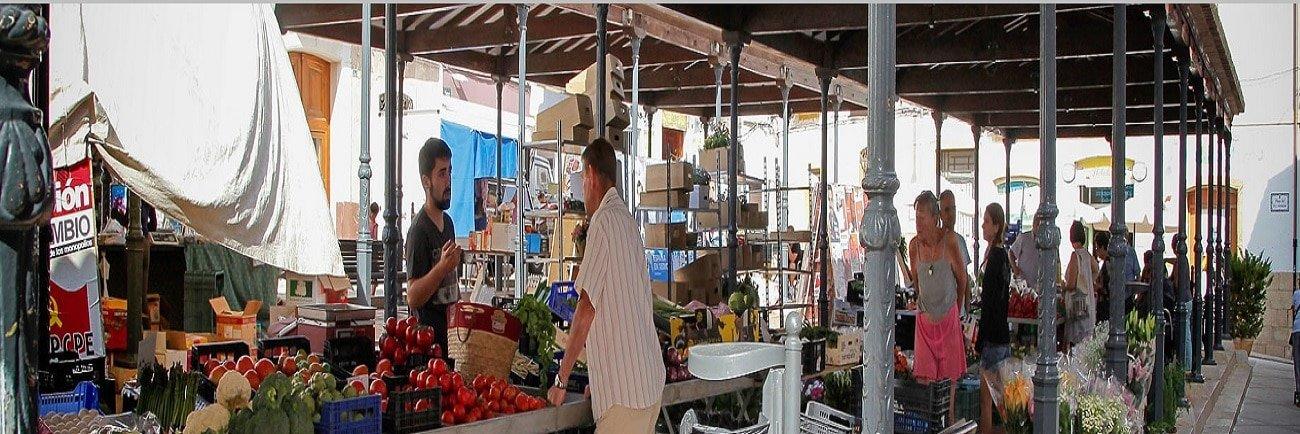 Feria Intercultural de Pedreguer