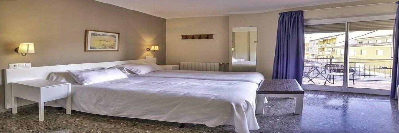 Alojamiento Hotel Ramis