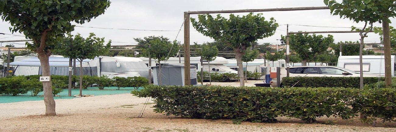 Alojamiento Camping La Merced