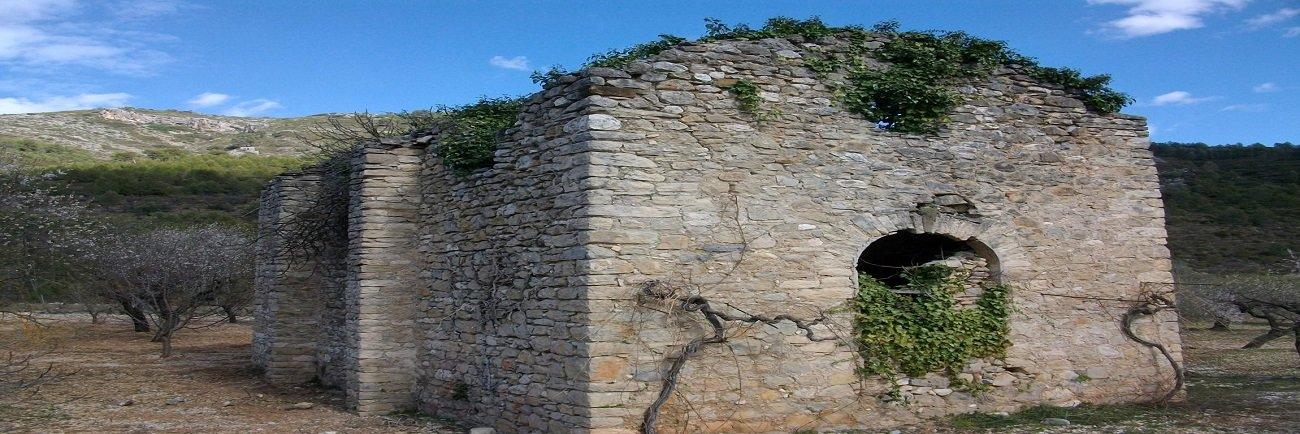 Fiesta de Petrarcos y Ermita Catell de Castells