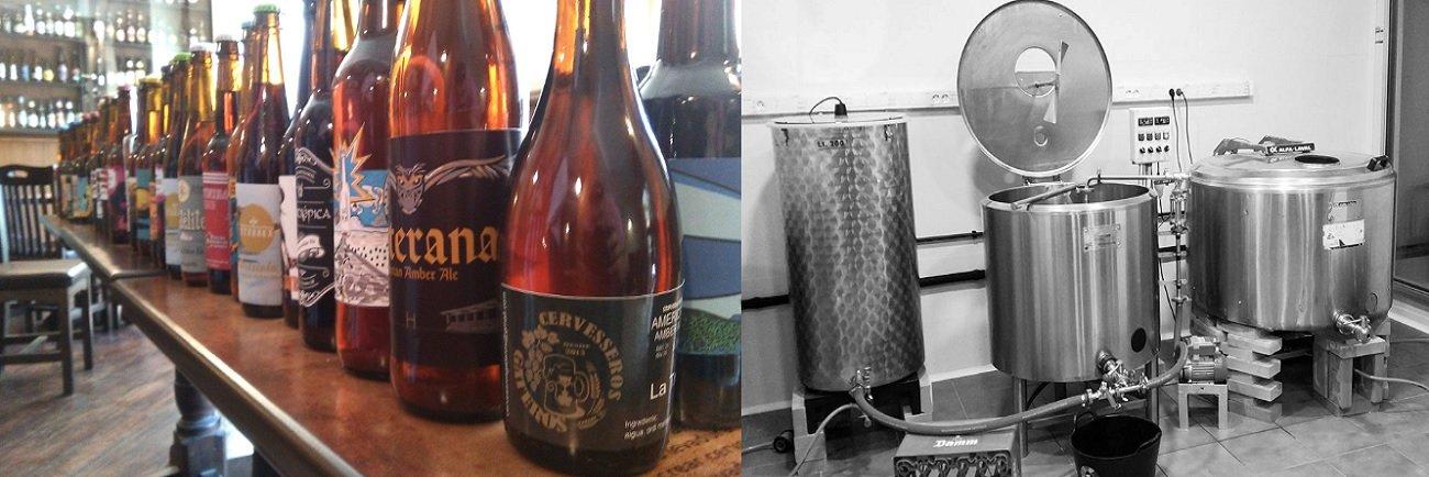 Cerveza / Cerveseros Gateros