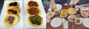 Almuerzos con tradición La Xata de Sole