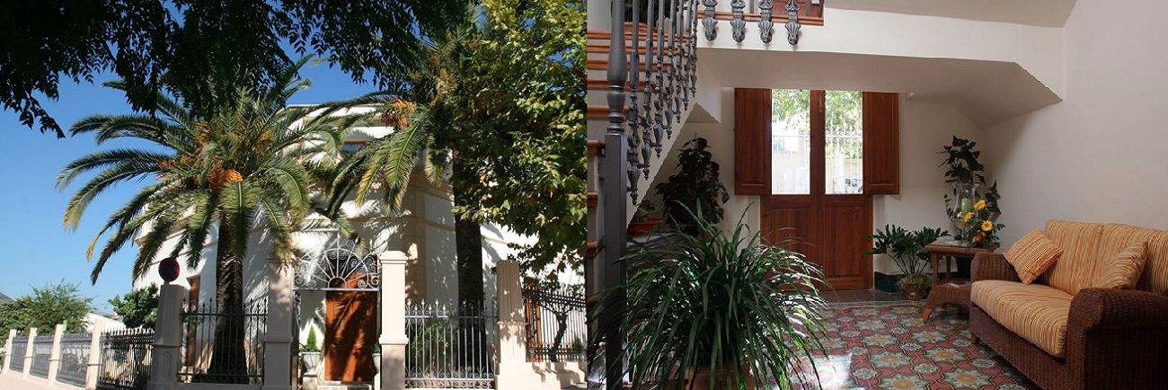 Alojamiento en Hotel Casa Julia