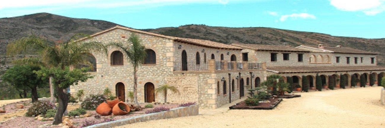 Alojamiento en Mas la Pau Country House
