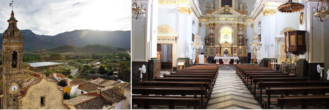 Iglesia nuestra señora de la Natividad