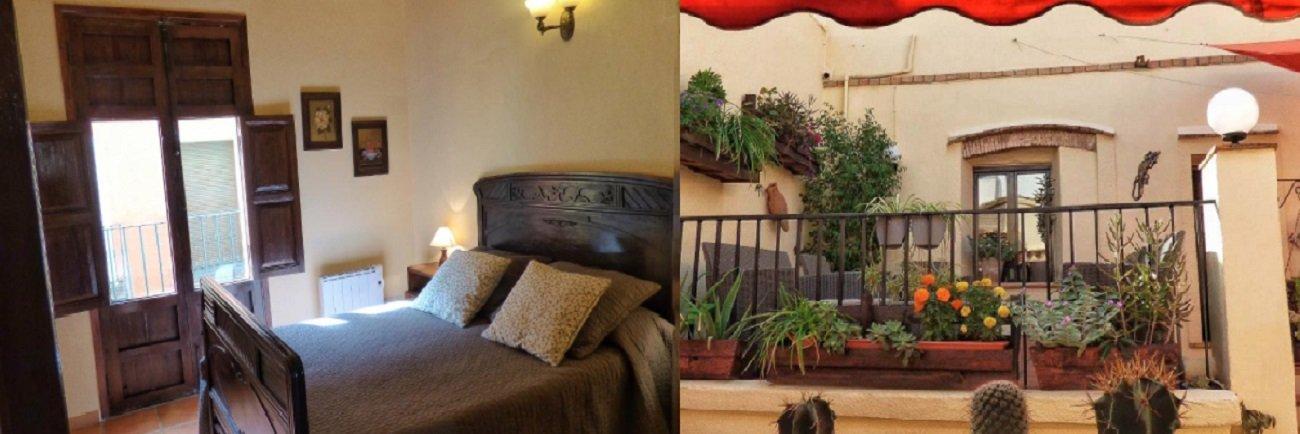 Alojamiento en Casa Carrascal