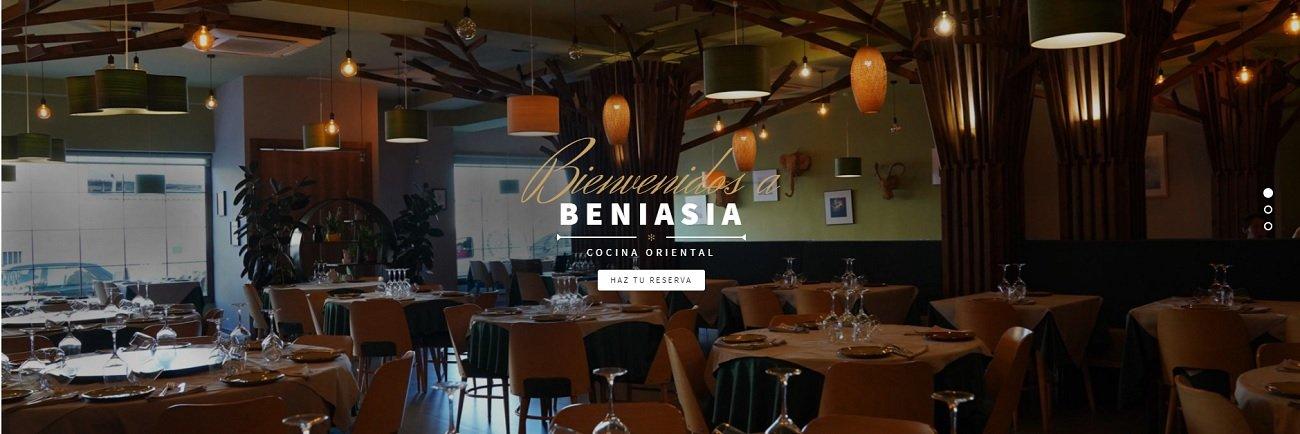 Cocina internacional Beniasia