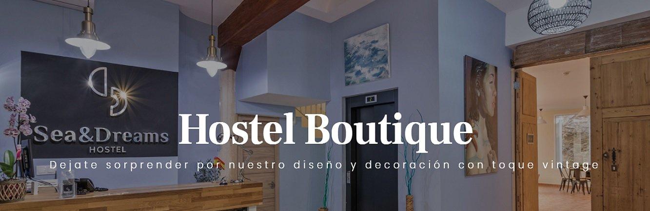 Alojamiento en Hostel Sea&Dreams